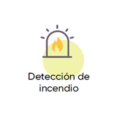 Identificación de Incendio